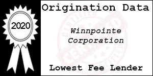 2020 WINNPOINTE CORPORATION Low Fee Award