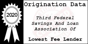 2020 Third Federal Savings and Loan Association of Cleveland Low Fee Award